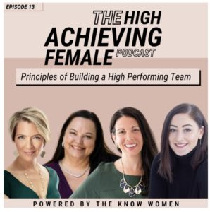 The High Achieving Female Podcast